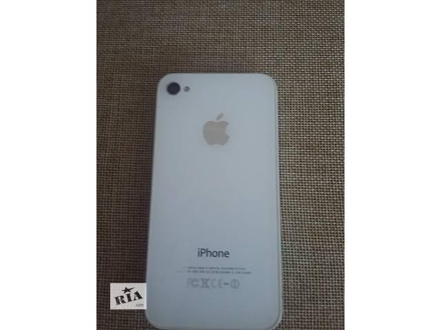 купить бу срочно iPhone 4s 16gb Neverlock 100% Original Продаю в Житомире