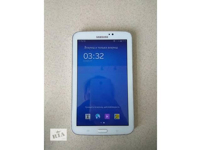 продам срочно продам свой планшет Samsung Galaxy Tab 3.7.0 SM-T210 бу в Киеве