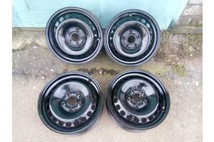 """Ст.диски""""VW AG""""(Germany) на VW Passat B5, R15, 6j""""15, 5""""112,ET37,D=57,1 в отм.состоянии"""
