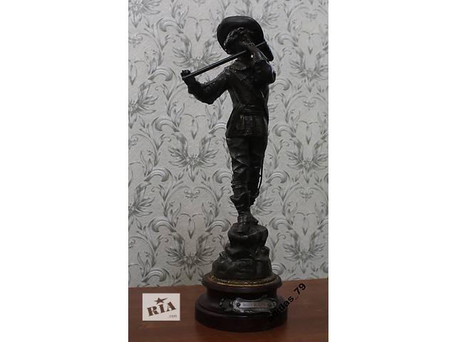 бу Старинная статуэтка, металл/ дерево, Франция 1850 - 1917-й год в Каменском (Днепропетровской обл.) (Днепродзержинск)