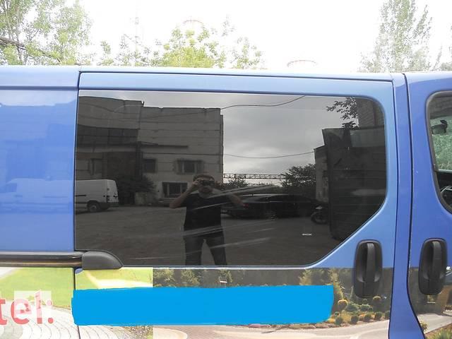 бу Стекло салона переднее на Renault Trafic, Opel Vivaro, Nissan Primastar в Ровно