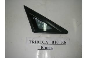 Стекло в кузов переднее правое B10 Subaru Tribeca (WX) 06-14 (Субару Трибека (ВХ))  65222XA001