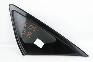 Стекло в кузов заднее правое серое Lexus RX (XU30) 2003-2008 62710-48170 (5006)