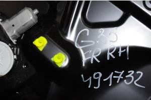 Стеклоподъемник FR передний правый INFINITI G35 03-07