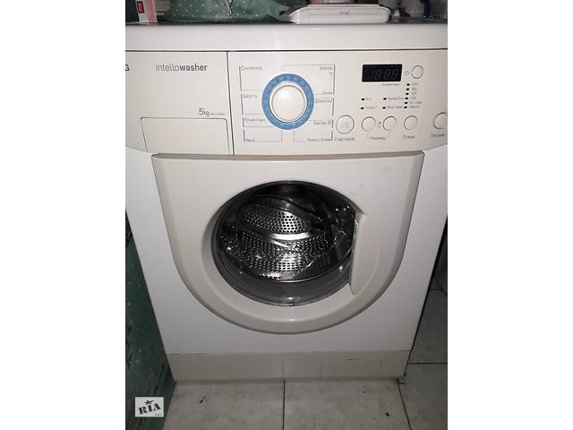 продам Стиральная машинка lg intellowasher, 5 кг бу в Киеве