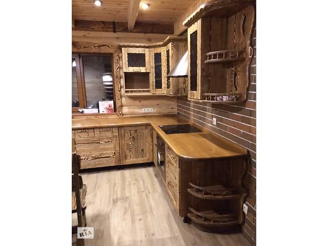 Столярные изделия из дерева. Мебель на заказ- объявление о продаже   в Украине