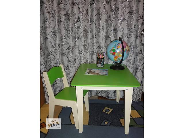 купить бу Столик и стульчик в Виннице