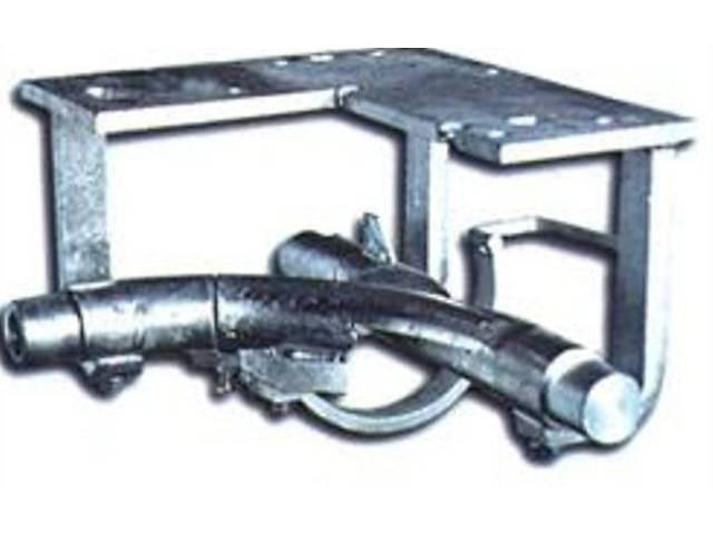 продам Стрелка поворотная для подвесного трубчатого пути бу в Львове