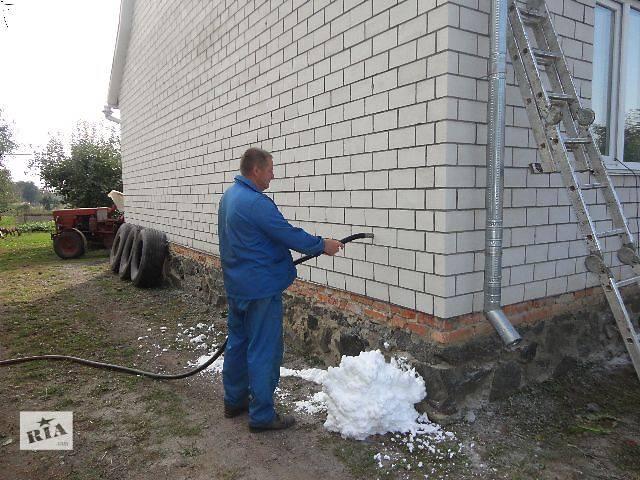 бу Утепление   домов  пеноизолом.  в Украине