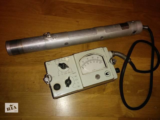 купить бу Сцинтилляционный поисковый радиометр дозиметр СРП-68-01 в Запорожье