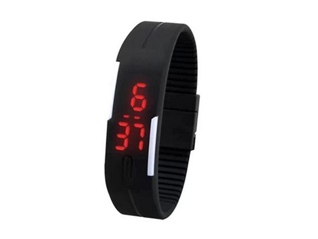 купить бу Стильні чоловічі годинники електронні з сенсорним екраном і  секундоміром. в Україні 139dfa5dd3e8e