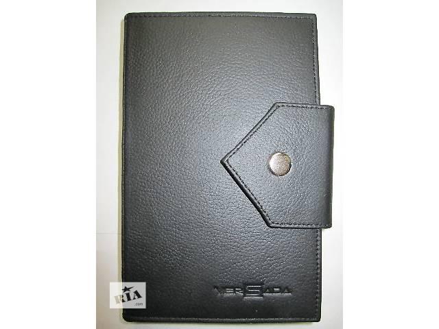 продам Стильный мужской кошелек из натуральной кожи бу в Львове