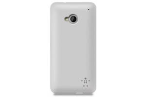 Чехол Belkin для HTC One Grip Sheer Matte Transparent