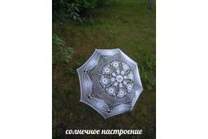 Свадебные Ажурные зонты на заказ