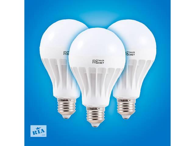 бу Светодиодные LED лампочки. 3-5-7-9-12вт. ДЕШЕВО! в Днепре (Днепропетровск)
