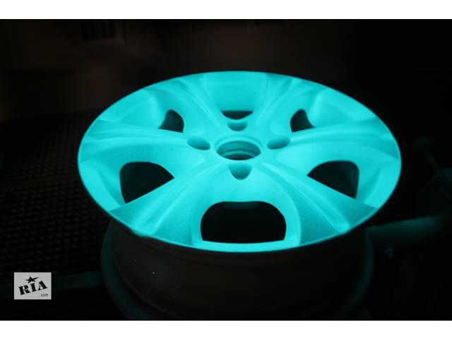 купить бу Светящаяся краска для дисков авто в Киеве