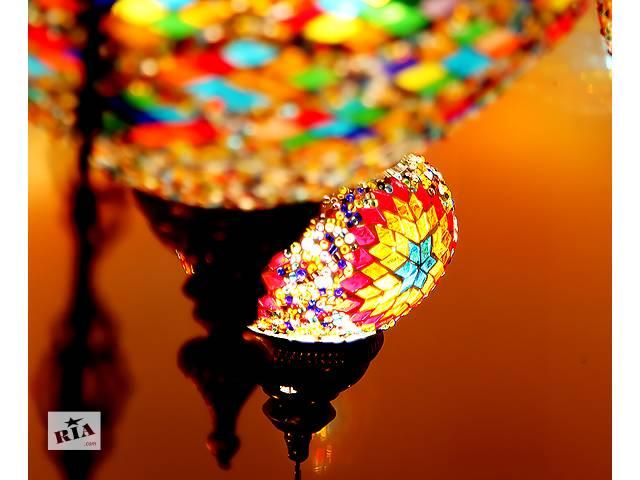 купить бу Светильники мозаика, люстры каскадные в Киеве
