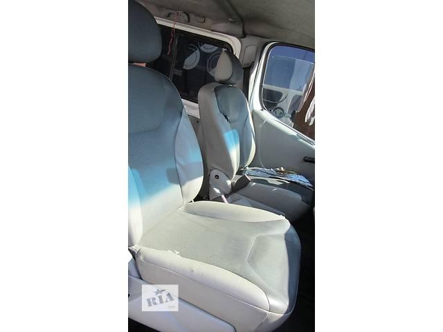Сиденье пассажирское одинарное, двойное Nissan Primastar Ниссан Примастар Opel Vivaro Опель Виваро Renault- объявление о продаже  в Ровно