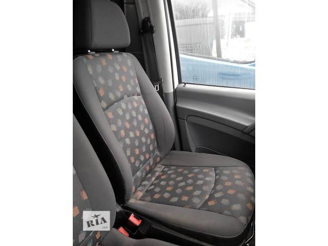 бу Сиденье переднее водительское, сидіння водія Mercedes Vito (Viano) Мерседес Вито (Виано ) V639 (109, 111, 115, 120) в Ровно