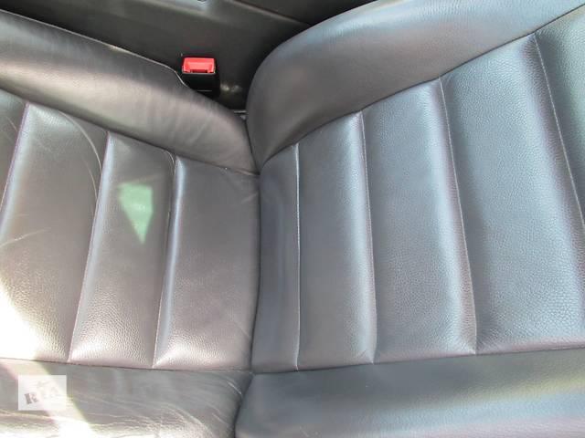 бу Сиденье переднее Volkswagen Touareg Туарег 2003 - 2009 в Ровно
