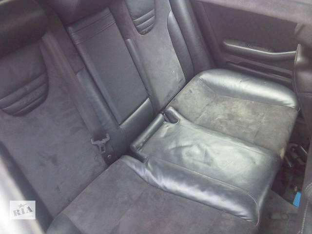Сиденье рекаро для легкового авто Audi S6- объявление о продаже  в Ужгороде
