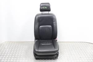 Сиденья переднее одинарное пассажира RHD кожа Toyota Camry 30 2001-2006  (24780)