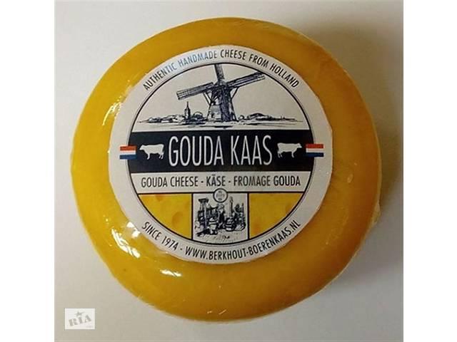 купить бу Сыр Berkhout Gouda Kaas Cheese, 434 г (Голландия) в Харькове