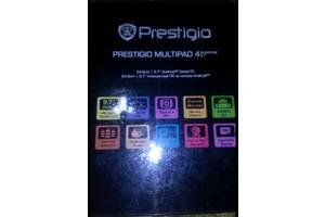 Новые Планшеты Prestigio