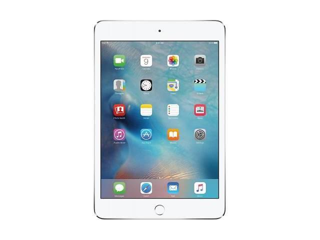 """Планшет Apple A1538 iPad mini 4 Wi-Fi 128Gb Silver (MK9P2RK/A) Діагональ дисплея - 7.9"""", тип матриці- объявление о продаже  в Дубно"""