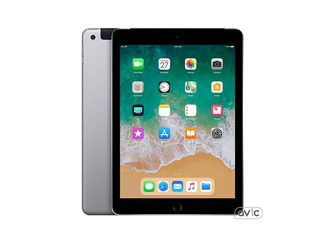 купить бу Планшет Apple iPad 2018 Wi-Fi  plus  Cellular 32GB Space Gray (MR6Y2) в Харькове