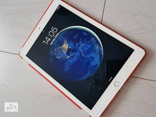Планшет Apple iPad Pro 9.7 128GB Wi-Fi+4G White- объявление о продаже  в Киеве