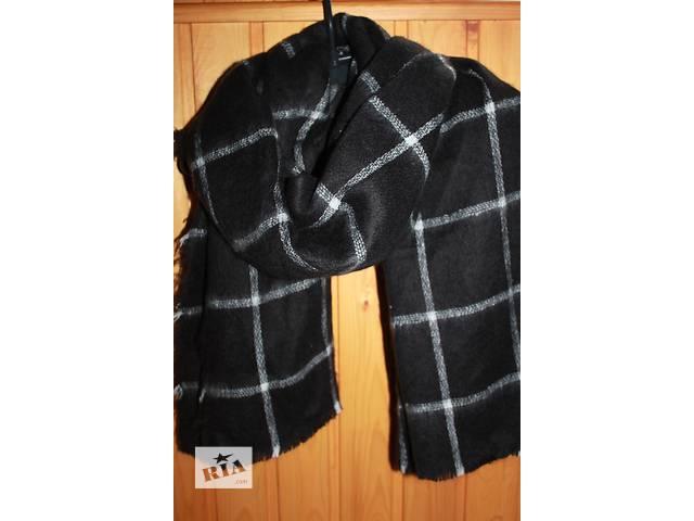 продам Теплый шарф  Zara,  размер 2м ×97 см. Оригинал.Англия.  бу в Сумах