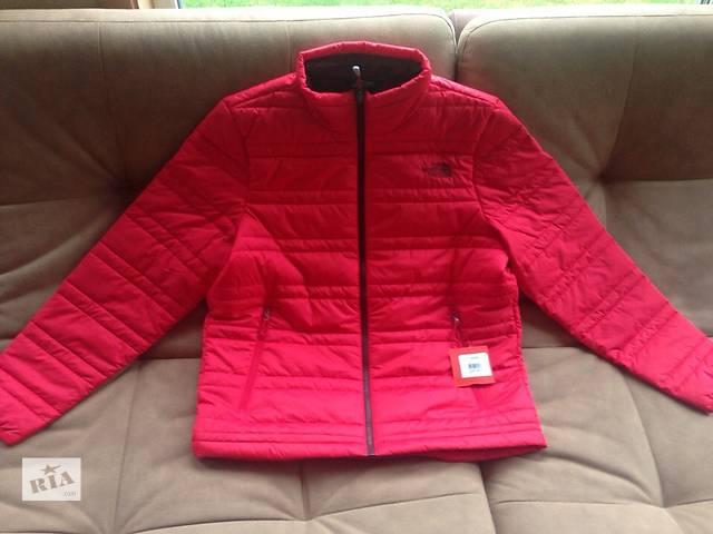купить бу The North Face, мужские демисезонные куртки в Мелитополе