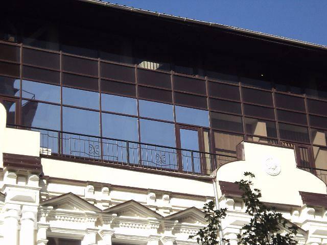 бу Тонировка фасадов, тонировка квартирных окон, — Строительство /  в Днепре (Днепропетровск)