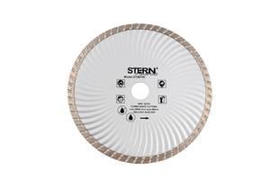 Диск алмазный Stern - 125 мм, турбоволна Art. big--687205524
