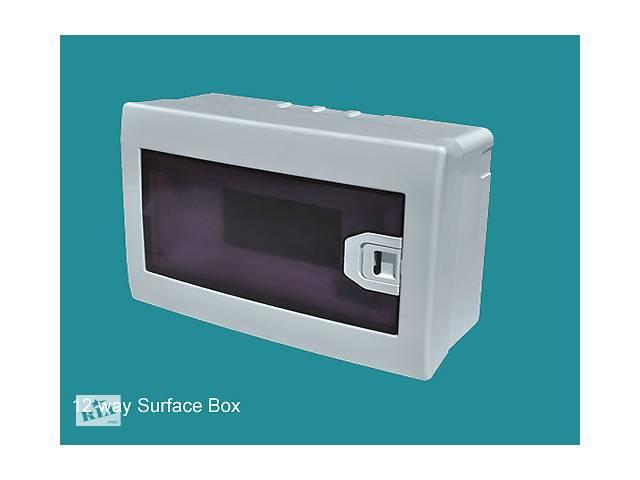 Коробка для 12 автоматов наружной установки