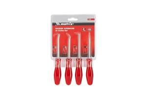Набор крюков для слесарных работ 4 ШТ. MATRIX