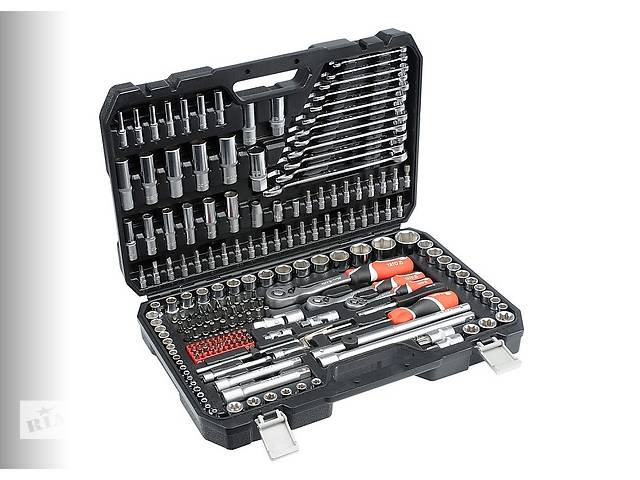 продам Набор инструмента YATO 3884 1 216 pcs Актуальная цена!В наявності бу в Мостиске