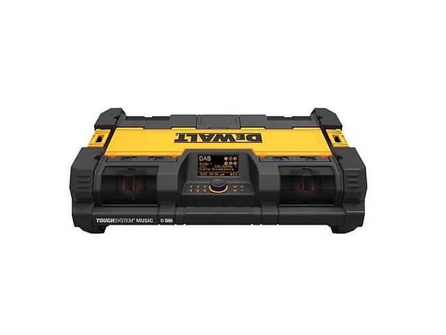 продам Зарядное устройство-радиоприемник AM/FM DeWALT TOUGHSYSTEM,колонки 40 Вт,2 саббуфера,вход Aux.3,5 мм, шт бу в Дубні