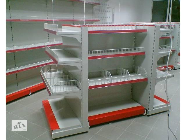 бу Торговые стеллажи для магазинов при АЗС в Днепре (Днепропетровск)