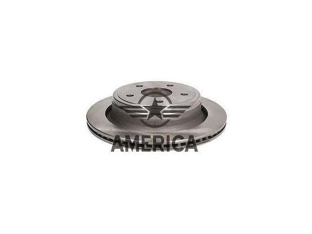 купить бу Тормоздой диск задний AIMСO 53006AT CHRYSLER ASPEN DODGE DURANGO DODGE RAM 1500 PICKUP  RAM 1500 в Киеве