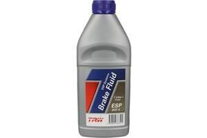 Тормозная жидкость 1л dot4 brake fluid esp TRW, БИД Амулет