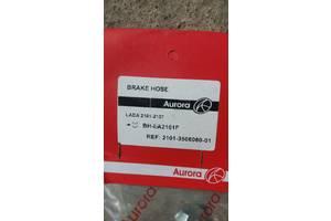 Новые передние тормозные шланги ВАЗ 2101-07