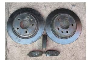 б/в Гальмівні диски Opel Astra J