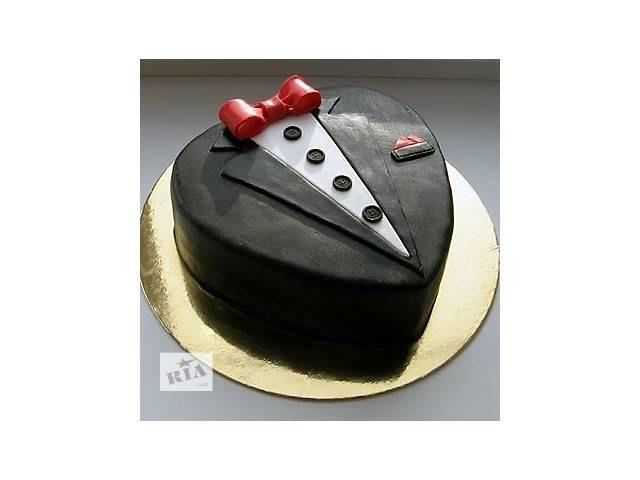 купить бу Торт на день рождения. в Киевской области
