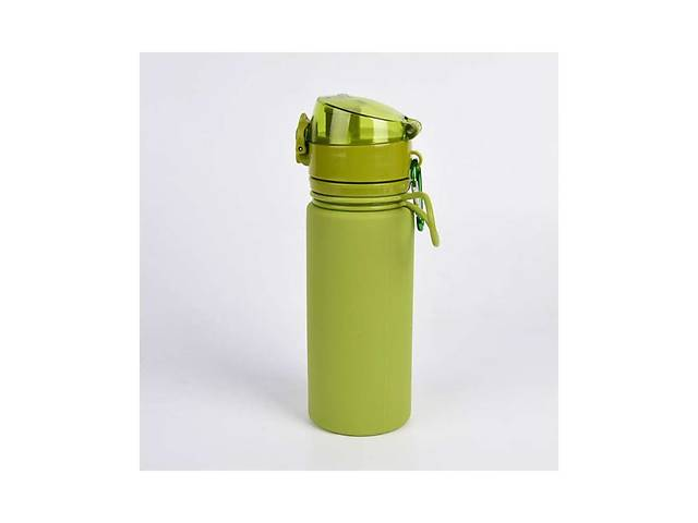 бу Бутылка для воды 0.5 л Оливковый Tramp TRC-093-olive в Одессе