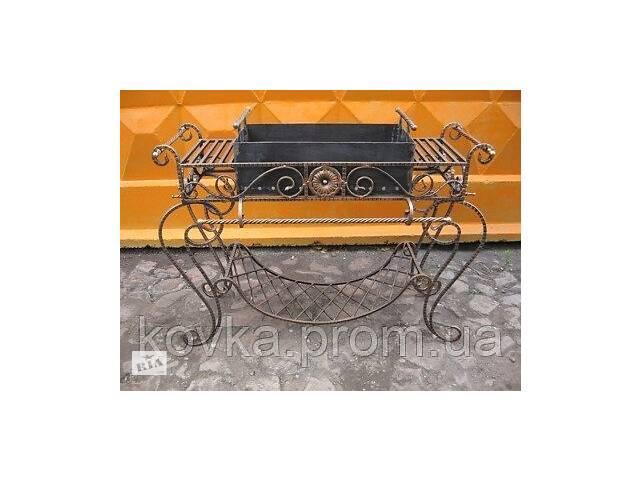 Мангал кованый- объявление о продаже  в Ладыжине