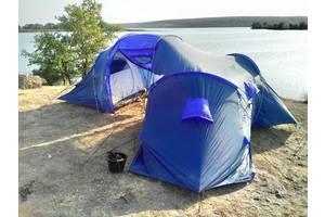 б/у Палатки восьмиместные Alpinus