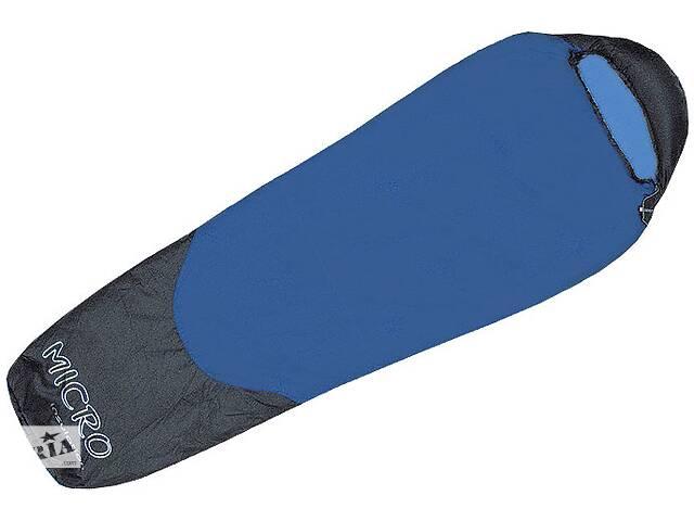 Спальный мешок Terra Incognita Compact 1000 L blue / gray (4823081503477)- объявление о продаже  в Киеве