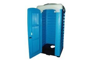 Туалетная кабина для выгребных ям